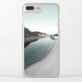 SOMEWHERE IN AUSTRALIA Clear iPhone Case