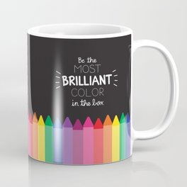 Most Brilliant Color Coffee Mug