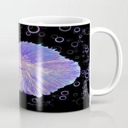 Iridescent Purple Fighting Fish Coffee Mug