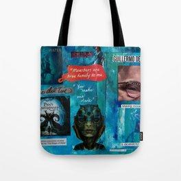 Guillermo del Toro Tote Bag