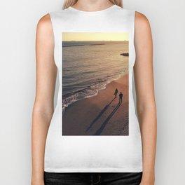 Beach Walk Biker Tank
