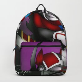 Zero/One- Sifr Backpack