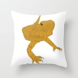 One Berri At A Time... Throw Pillow
