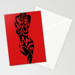 ABSTRACT QUEEN Stationery Cards
