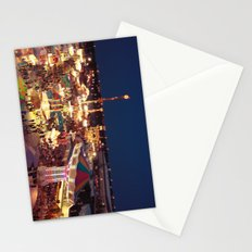 Tilt Shift Carnival Stationery Cards