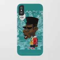 hip hop iPhone & iPod Cases featuring Hip-Hop. by BbStarD