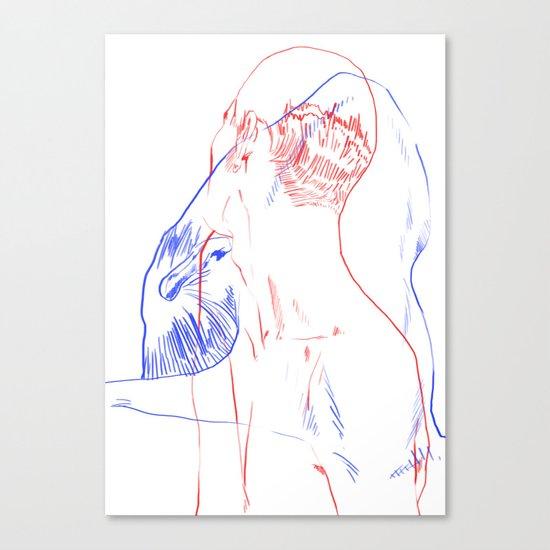 Mec Canvas Print