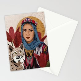 Cultures Celebration | Uyghur  Stationery Cards