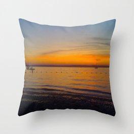 North Shore Living Throw Pillow
