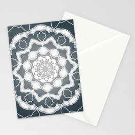 Mandala Illustration, Wall Art, Digital Design Stationery Cards