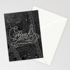 Punk Love Stationery Cards