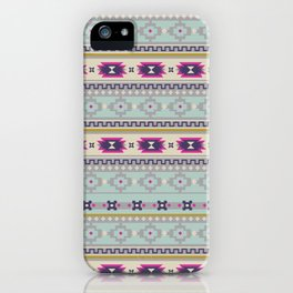 Lovely Tribal iPhone Case