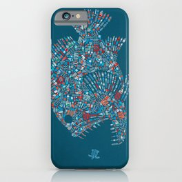 Killer Plastic iPhone Case