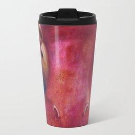 Hilda the Hippo Travel Mug