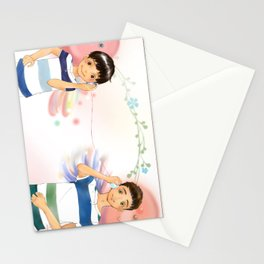 Mental Telepathy  Stationery Cards