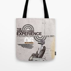 Additional poster design- The Wichcombe Experience Tote Bag