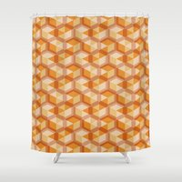 escher Shower Curtains featuring Escher #004 by rob art | simple