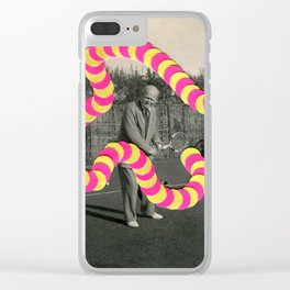 Confetti Series 020 Clear iPhone Case