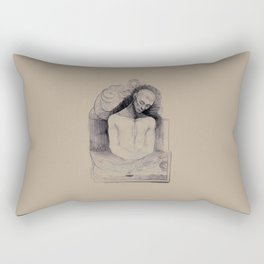 Dreamer's Drowse Rectangular Pillow