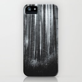 Huangshan Forest iPhone Case