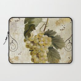 Tuscan Table Blanc Laptop Sleeve