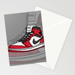Jordan1-OG Chicago Stationery Cards