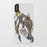 sam smith iPhone & iPod Cases featuring Sam by Maccu Maccu