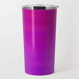 Purple Dusk Ombre Travel Mug