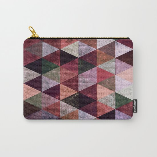 Abstract #380 Carry-All Pouch