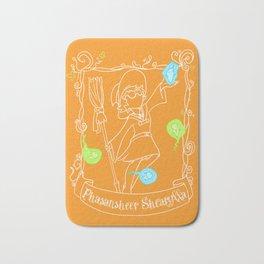 Let the spirits guide you Bath Mat