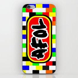 AFOL iPhone Skin