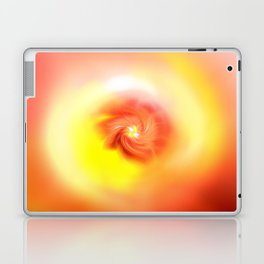 Orange Bliss Laptop & iPad Skin