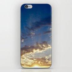 Sunset Over Compton iPhone & iPod Skin
