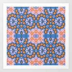 Kaleidoscope #3 Art Print