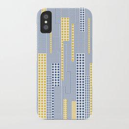Geo Pattern 06 iPhone Case