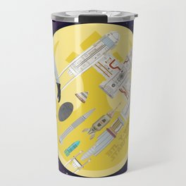 Y-wing dissect #2 Travel Mug