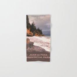 Juan de Fuca Provincial Park Hand & Bath Towel