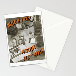 Much Ado about Nothing, Shakespeare in the Park MKE 2017 Stationery Cards