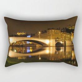 The Bonaparte bridge Rectangular Pillow