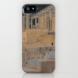 OUALIDIA (Morocco) VII iPhone Case