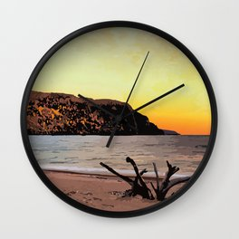Lake Superior Provincial Park Wall Clock