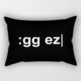 :gg ez Rectangular Pillow
