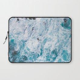 Ocean Color Scenes Laptop Sleeve