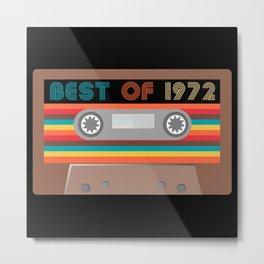 Best of  1972 Metal Print