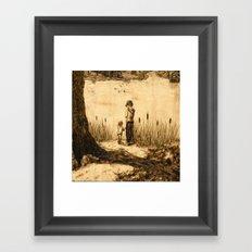 Do You See Them? Framed Art Print