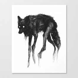 Exhumed Canvas Print