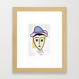 SP156 Framed Art Print
