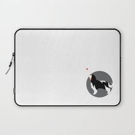 Cavalier King Charles Love Laptop Sleeve