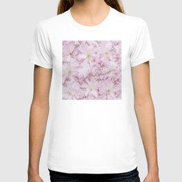 Sakura- Cherry Blossom pattern T-shirt