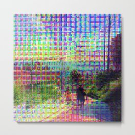 Equations involving a consequence of sequences. 03 Metal Print